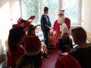 Wizyta uczniów ze szkolnego koła wolontariatu –Szkoła Podstawowa nr 3
